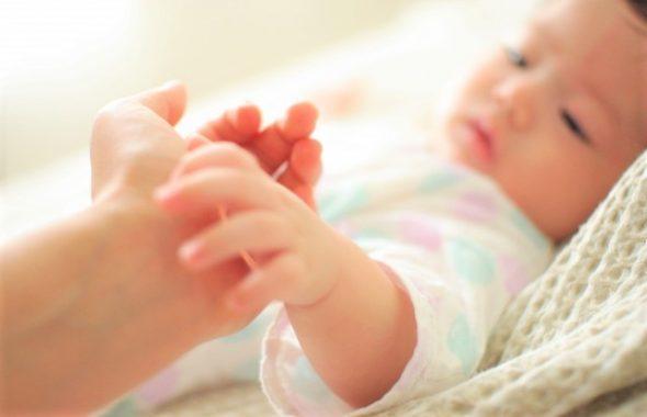 赤ちゃんの視力はどれくらい?