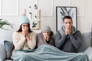インフルエンザ対策には口腔ケアが有効?!
